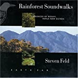 Album cover for Rainforest Soundwalks