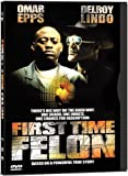 First Time Felon - movie DVD cover picture