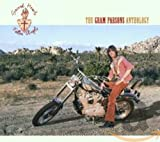 Album cover for Sacred Hearts and Fallen Angels: The Gram Parsons Anthology