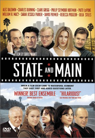 Buy The stae and main DVD