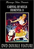 Carnival of Souls/Dementia 13 - movie DVD cover picture