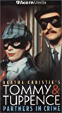 Agatha Christie's Partners in Crime - Tommy & Tuppence, Set 1 - Agatha Christie VHS Video