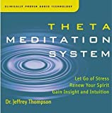 Album cover for Theta Meditation System (disc 1)