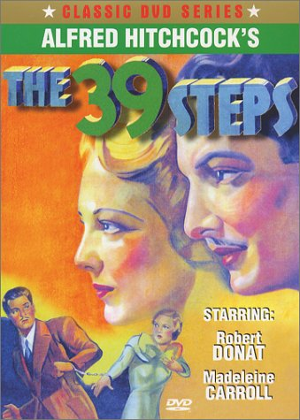 39 Steps, The / 39 �������� (1935)