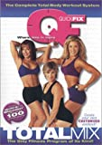 TotalMix - The Complete Total Body Workout System - movie DVD cover picture