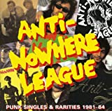 Album cover for Punk Singles & Rarities 1981-84