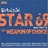 Cover de Star 69 / Weapon of Choice