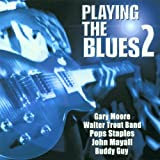 Album cover for Playing the Blues