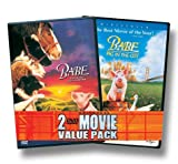 Babe/Babe-Pig in the City - movie DVD cover picture