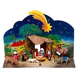 Playmobil Nativity Set