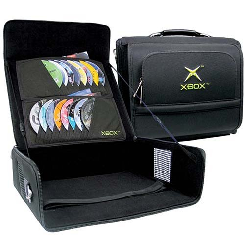 G-Pak Xbox Organizer and Travel Case by Naki International