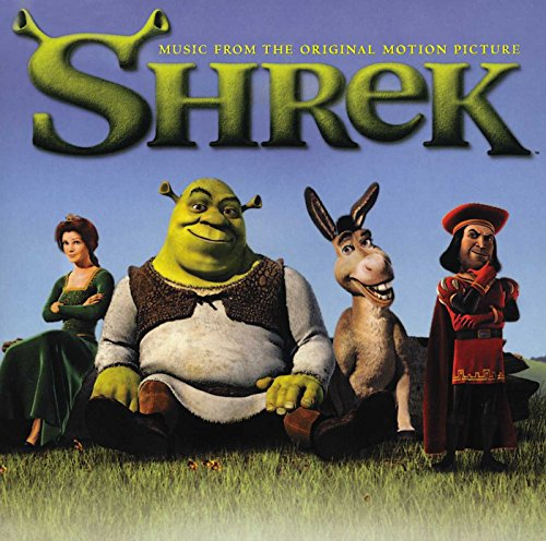 CD-Cover: Rufus Wainwright - Shrek Original Soundtrack