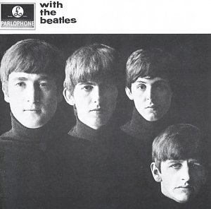 Original album cover of With the Beatles by Beatles