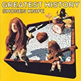 Capa do álbum Greatest History