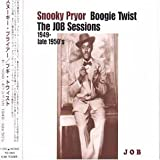Albumcover für Boogie Twist: The Job Sessions 1949-1959