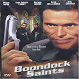 The Boondock Saints  [IMPORT] - movie DVD cover picture