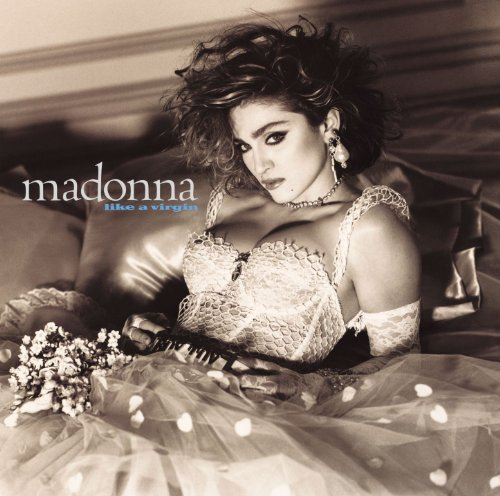 CD-Cover: Madonna - Like A Virgin