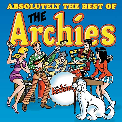 Absolutely the Best of The Archies cover