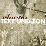 Album cover for Text & Ton