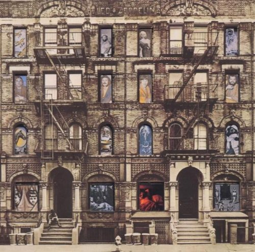 Led Zeppelin - Physical Graffiti/Remaster(Vin - Zortam Music