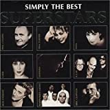 Pochette de l'album pour Simply the Best Superstars (disc 1)