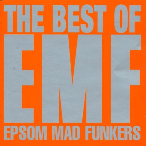 Cover The Best of EMF: Epsom Mad Funkers