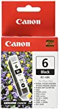 Canon BCI-6 BK Black Bubble Jet Ink Tank