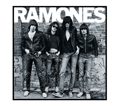 CD-Cover: The Ramones - The Ramones