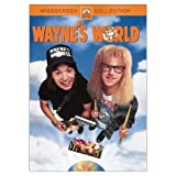 Wayne's World - movie DVD cover picture