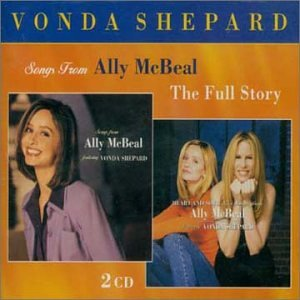 Songs from Ally Mcbeal: Full Story