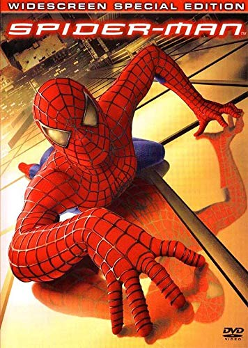 Spider-Man  DVD