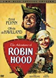 The Adventures of Robin Hood (Two-Disc Special Edition) - movie DVD cover picture