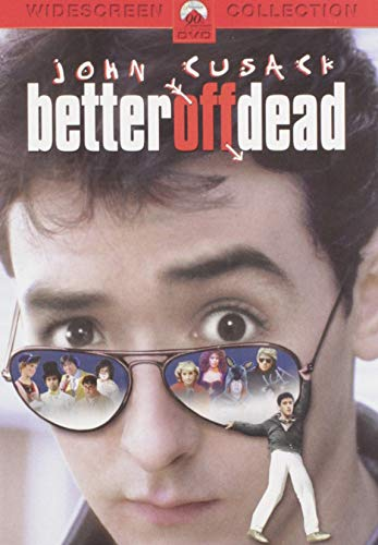 Buy The better off dead DVD