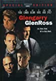Glengarry Glen Ross - movie DVD cover picture