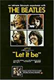 Let It Be - movie DVD cover picture