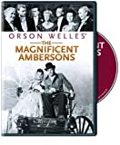 The Magnificent Ambersons - movie DVD cover picture