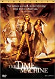 The Time Machine - movie DVD cover picture
