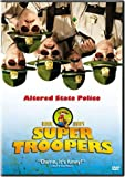 Super Troopers - movie DVD cover picture