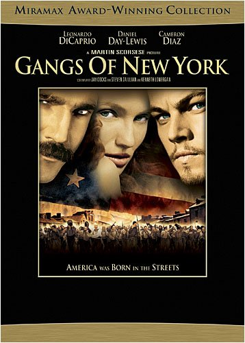 Gangs of New York / Банды Нью-Йорка (2002)