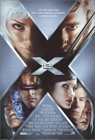 X-Men II - United / Люди Х - 2 (2003)