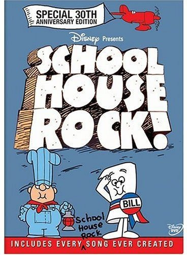 Schoolhouse Rock! (Special 30th Anniversary Edition) (1973)  DVD