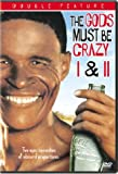 The Gods Must Be Crazy I & II - movie DVD cover picture