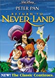 Return to Never Land - movie DVD cover picture