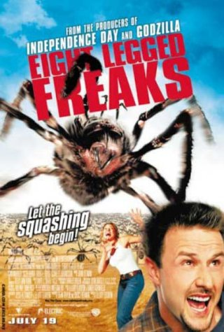 Buy 8 Legged Freaks Poster