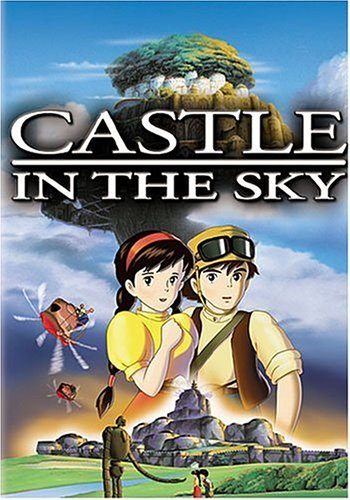 Castle in the Sky (1986) DVD