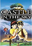 Castle in the Sky - movie DVD cover picture