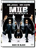 "Will Smith's character, Agent J, must pull Agent K out of retirement in this sequel, ""Men in Black II."""