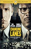 Changing Lanes - movie DVD cover picture