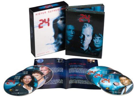24 - Season One DVD