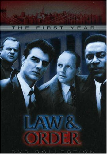 Law & Order - The First Year DVD